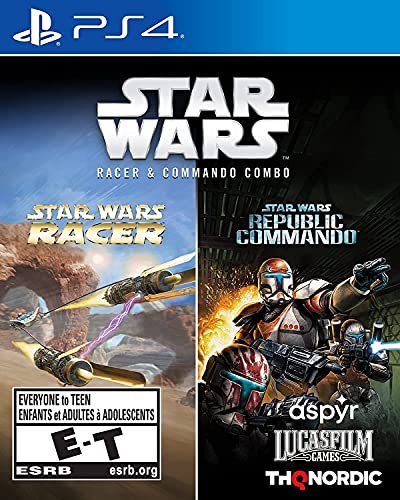 51hPPLnTOiL. SL500  - Star Wars Racer and Commando Combo - - PlayStation 4