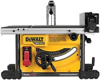 DEWALT DCS7485B FLEXVOLT 60V MAX Table Saw, 8-1/4