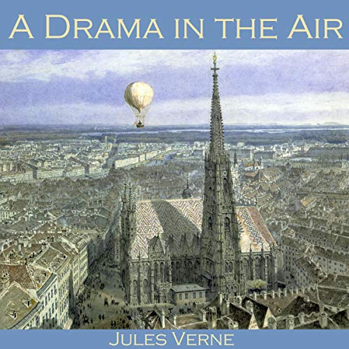 Couverture de A Drama in the Air
