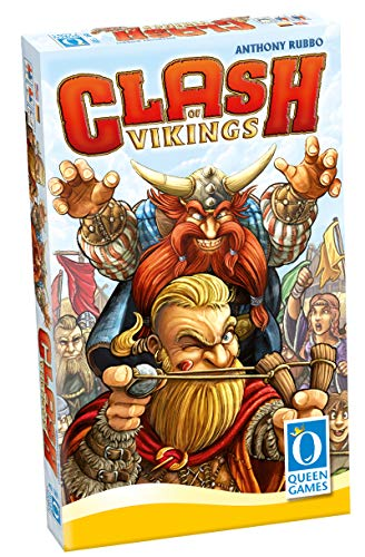 Queen Games 10271 - Clash of Vikings