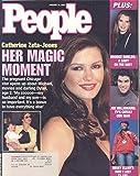 People Weekly Magazine January 20, 2003 (Catherine Zeta Jones on Cover)