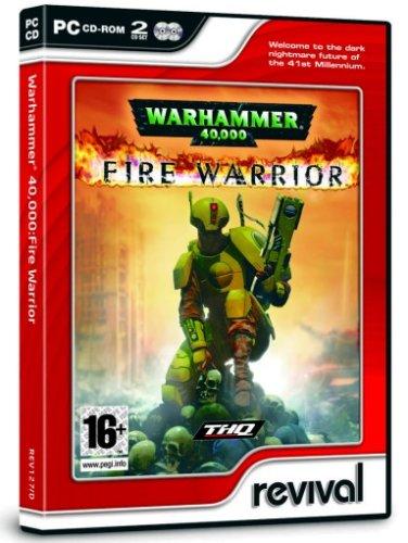 Warhammer 40,000: Fire Warrior (PC CD)