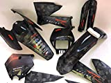 Pegatinas compatibles con KTM SX EXC 125 250 450 525 | Mate Decals Kit Camo Grey