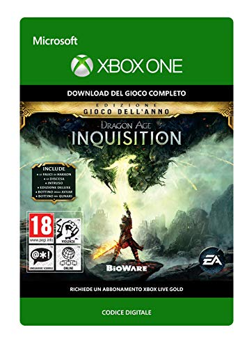 Dragon Age: Inquisition: Game of the Year | Xbox One - Codice download