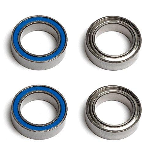 Team Associated 91563 Factory Bearing (Piece 4), 10 x 15 x 4mm