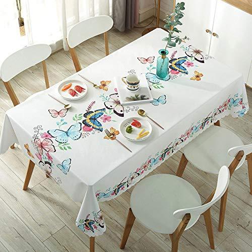 Tischdecke Pvc Kunststoff Rechteckig