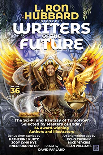L. Ron Hubbard Presents Writers of the Future Volume 36: Anthology of Award-Winning Science Fiction and Fantasy Short Stories (English Edition)