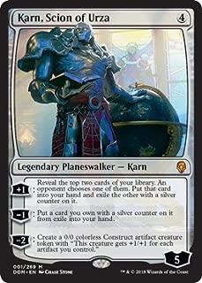 Karn, Scion of Urza - Foil - Dominaria