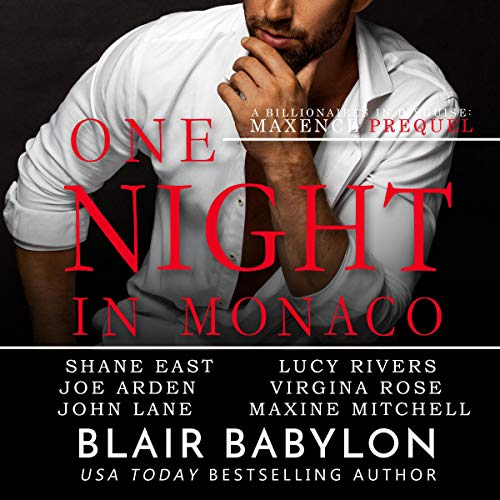 One Night in Monaco cover art