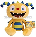 Newest Cartoon Movie Plush Toys Henry Hugglemonster Plush Toys 32cm Henry Plush Toys 1pcs Price Cute Monster