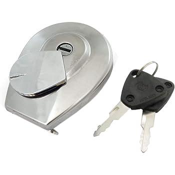 Gas Tank Cover Lock Keys for Yamaha Vstar V Star 650 and 1100 Motorcycles JM