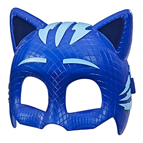 PJ Masks Hero Mask (Catboy) Preschool Toy, Dress-Up Costume Mask for Kids Ages 3 and Up