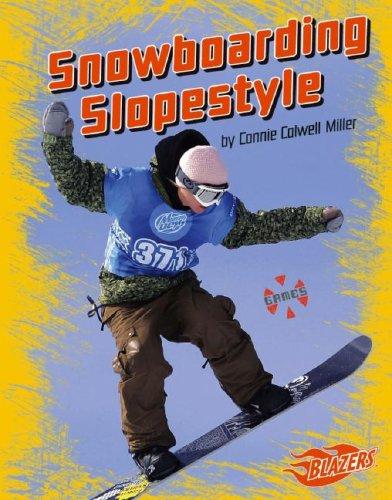 Snowboarding Slopestyle (Blazers: X Games)