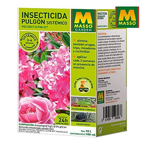 MASSO 6542 Insecticida Pulgón Sistémico