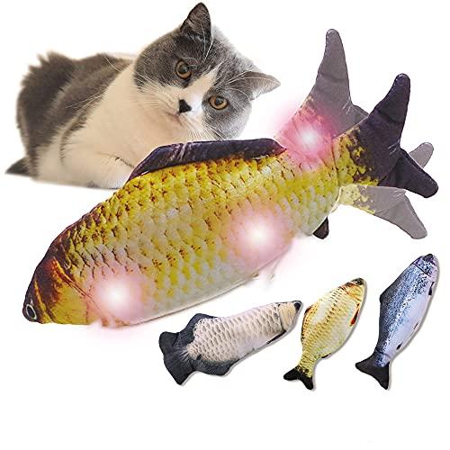 猫おもちゃ電動 猫おもちゃ魚 猫おもちゃ自動 猫おもちゃ電動魚 猫おもちゃ魚電動 ペットおもちゃ魚 (川魚)