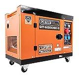 DeTec. 3-Phasen Diesel Generator...