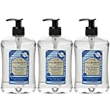 A La Maison Liquid Soap Hypoallergenic Unscented, 16.9 Fl Oz (3 Pack)