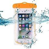 Unique Enterprise Universal Waterproof Pouch Cellphone Dry Bag Case for iPhone XR XS