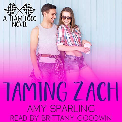 Couverture de Taming Zach