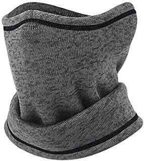 Magic Headband Winter Fleece Neck Warmer Gaiter Half Face Mask Cold Weather Scarf Hood Snowboard Bicycle Bandana Headwear Men : 07