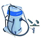 Mercury Floor Machine WVP-20 Storm Wet and Dry Vaccum, 17' Diameter, 36' Length