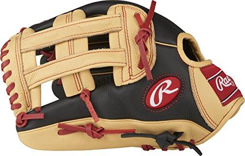Rawlings SPL120BH-0/3 Select Pro Lite Youth Baseball Glove, Bryce Harper Model, Left Hand Throw, Pro H Web, 12 Inch