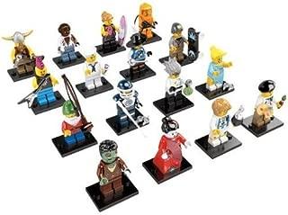 LEGO - Minifigures Series 4 - (COMPLETE SET OF 16)