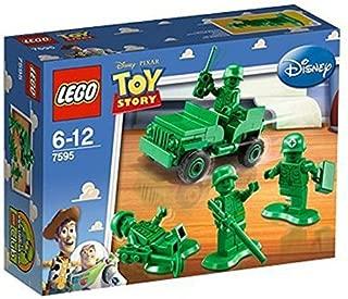 T & Y Shop Army Men on Patrol # 7595 Mini-figures Lego Toys.