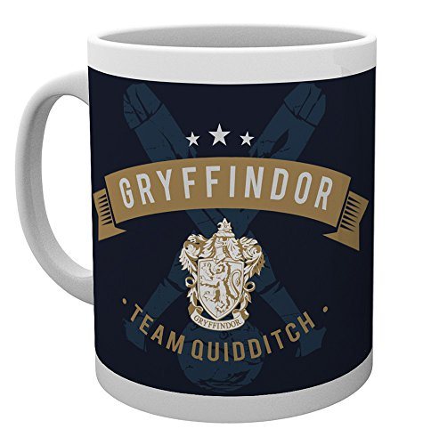 GB Eye LTD, Harry Potter, Team Quidditch, Tasse de ceramique [Import]