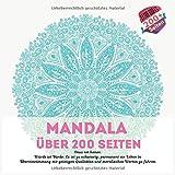 Mandala über 200 Seiten - Onus est honos – Würde ist Bürde. Es ist zu schwierig, permanent ein Leben in Übereinstimmung mit geistigen Qualitäten und moralischen Werten zu führen.