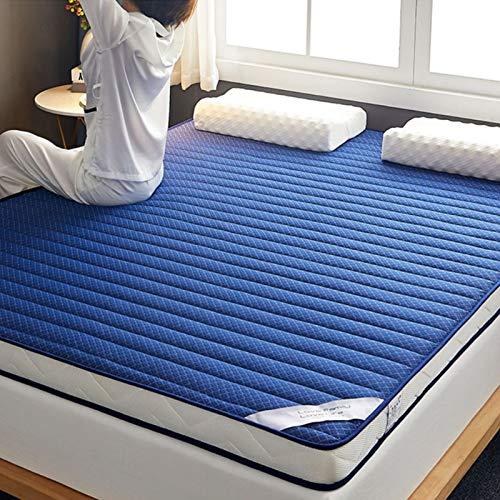 Small Single Mattress Memory Foam Sprung Mattress with Luxurious Jersey Knitted Fabric,6CM,180 * 220CM