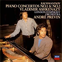 ラフマニノフ:ピアノ協奏曲第1&2番