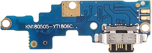 Jiangym Nokia Spare Charging Port Board for Nokia X6 2018/6.1 Plus TA-1083 TA-1099 TA-1103 TA-1116 Nokia Spare