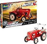 Revell 7820, Traktor-Bausatz 1:24, 10,7 cm Porsche Junior 108, bunt -