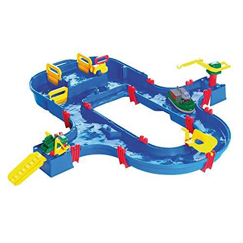 Aquaplay 8700001520 - Wasserbahn Set