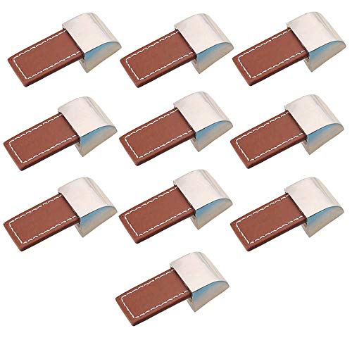 FBSHOPTM - 10 tiradores para cajón de zapatero