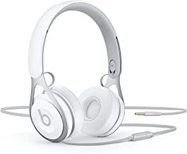 BeatsEP - Auriculares supraaurales con cable - Sin batería para escuchar tanto como quieras, controles y micrófono integrados - Blanco