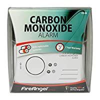 Fireangel CO-9B Carbon Monoxide, White 1