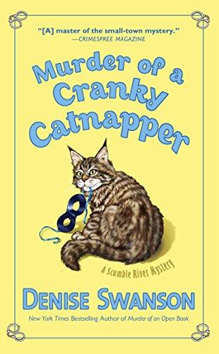 Murder of a Cranky Catnapper (Scumble River Mystery Book 19)