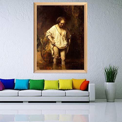 Rembrandt Beroemde Schilderij