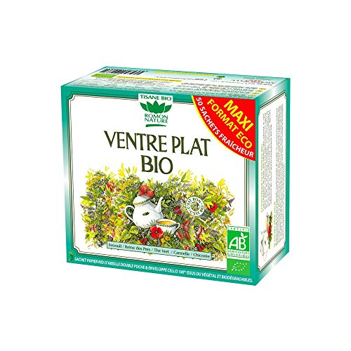 ROMON NATURE / PLANTASIA - VENTRE PLAT 80G