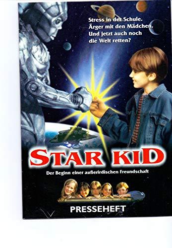 Star Kid - Joseph Mazzello - Corinne Bohrer - Danny Masterson - Presseheft