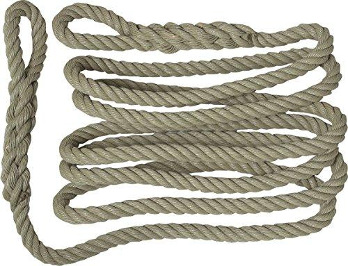 Corde de traction polypropylène 22 mm x 6 mètres