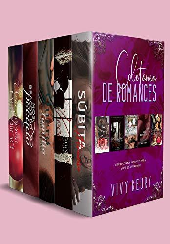BOX: Coletânea de Romances (5 CONTOS EM 1) - Volume 1