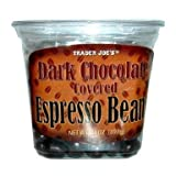 Espresso Chocolate Beans Trader Joes 2 Pack-SET OF 2