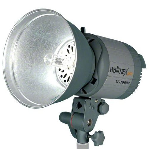 Walimex Quarzlight VC-1000Q Unidad de Flash para Estudio fotográfico - Unidades de Flash para Estudio fotográfico (1,5 kg)