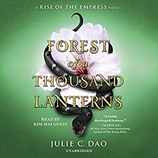 Forest of a Thousand Lanterns cover art