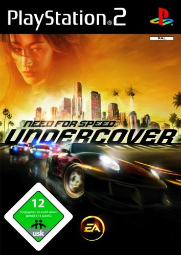 Electronic Arts  Need for Speed Undercover, PS2