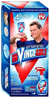 As Seen on TV InVinceable Multi-Purpose Stain Remover TRG