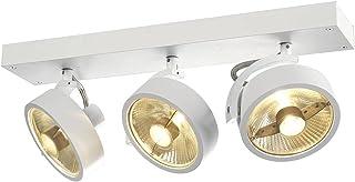 SLV Spot LED KALU QPAR111Orientable et Inclinable | Applique et Plafonnier Variable pour Eclairage Intérieur | Spot LED, ...